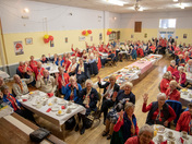 Suffolk Trefoil Guilds celebrate 75 years of the Trefoil movement