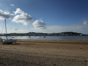 instow beach yesterday.