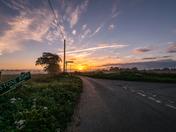 Stone road, Buckenham