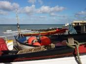 Fishing Boats at Sheringham