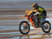 Weston Beach race