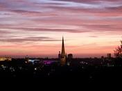 Norwich Sunset