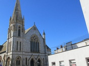 Tower Street Church on a sunny day.