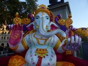 Diwali Celebrations in Trafalgar Square London