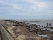 North Lowestoft beach