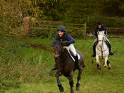 The Essex and Suffolk Hunt Team Chase Event