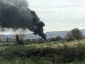Prowse's Lane fire