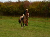 The Essex and Suffolk Hunt Team Chase