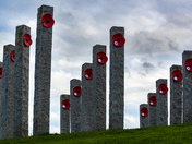 Portishead tribute to the 1914-18 war