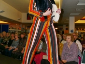 Fashion show from local shops at Ipswich Library 08/11/2018    2