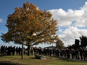 Remembrance Sunday in Groton