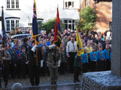 Harleston Remembrance
