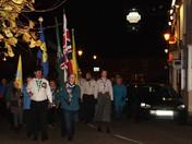 Boxford parade