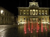New fountains on the Cornhill, Ipswich