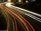 Project 52 - Week 47 - Light Trails