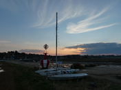 Sunset at Blakeney