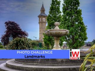 📸 PHOTO CHALLENGE: Landmarks 📸