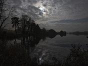Moonlight over the Waveney Valley