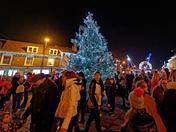 SUDBURY CHRISTMAS LIGHTS SWITCH ON