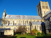 ST .JOHNS THE BAPTIST CATHEDRAL, UNTHANK ROAD, NORWICH  ( final part  4  )