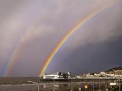Rainbow(s) over Weston