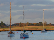 Waldringfield boats