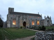 St Margarets Church Cley