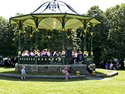Grove Park, The Bandstand