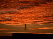 Sunrise over Weston super Mare