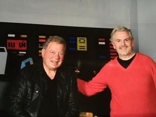 Meeting Captain Kirk