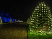 Blickling Hall at Christmas, The Drive.