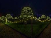 Blickling Hall at Christmas, The Gardens