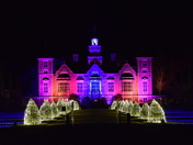 Blickling Hall at Christmas
