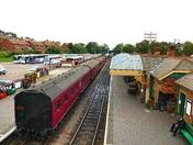 SHERINGHAM STATION
