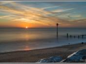 Aldeburgh Sunrise Suffolk