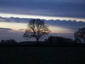 'Van Gough' clouds