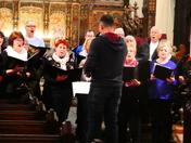 Ipswich hospice choir