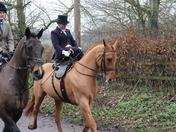 fox hunt ride
