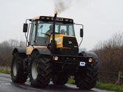 Angel Inn Larling Boxing Day Tractor Run
