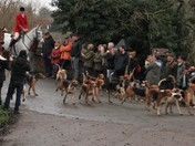 Hadleigh Boxing Day Hunt 2018