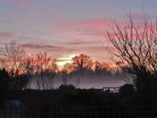 Sunset Mist!