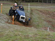 New Years Day Car Trials