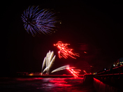 Fireworks on the Seafront