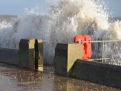 Todays Tidal Surge