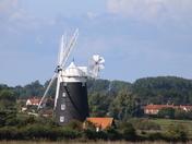 Norfolk Architecture: Windmill