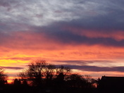 Fakenham sunrise