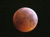 Super blood Moon - 21st Jan 2019