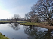 A winter walk at Flatford