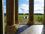 DEPTH OF FIELD, VIEW FROM HOLKHAM HALL
