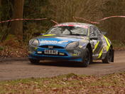 MGJ Engineering Winter Stages Rally